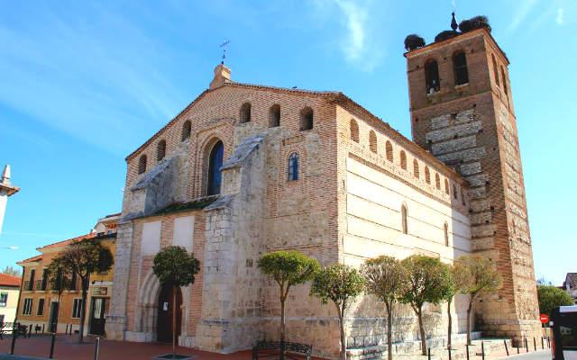 Iglesia de Santa María de Mojados - Imagen de Mapio