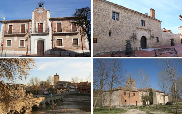 Edificaciones interesantes de Mojados - Destino Castilla y León