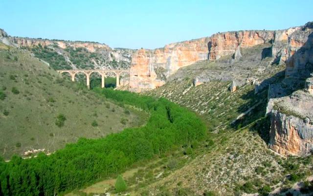 Hoces de Riaza - Imagen de Patrimonio Natural