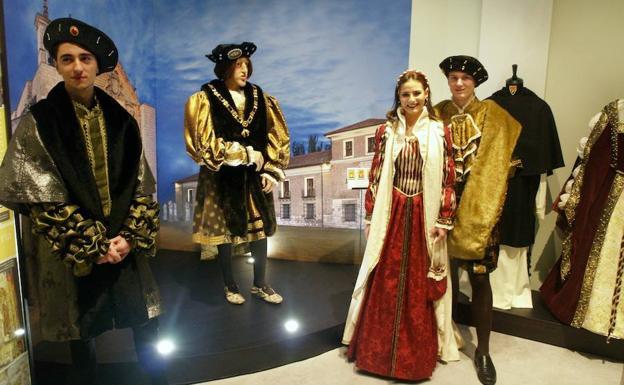 Museo del Carlos V en Mojados - Imagen de El Norte de Castilla
