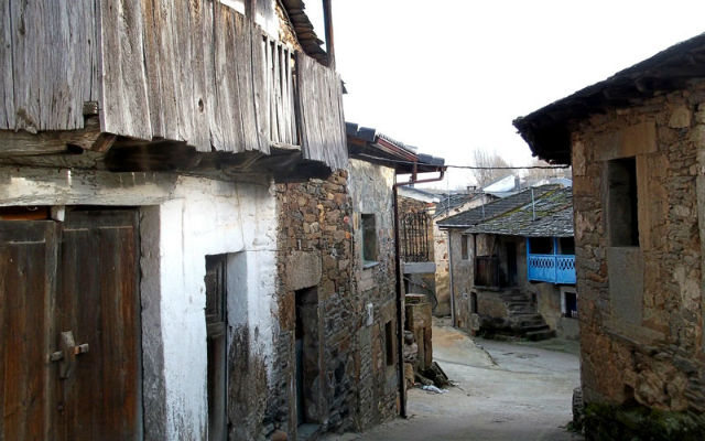 Riomanzanas, uno de los pueblos más pintorescos