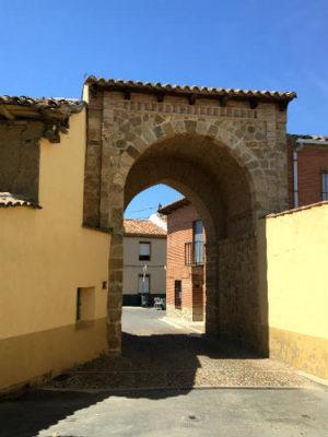"""Puerta del Sol, o """"El Arco"""" - Destino Castilla y León"""