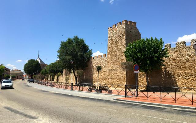Murallas de Olmedo - Destino Castilla y León