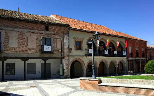 Plaza Mayor de Olmedo - Destino Castilla y León