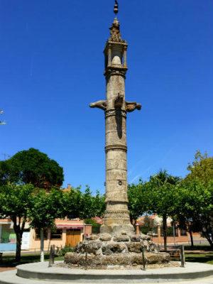 Rollo de justicia de Mayorga - Destino Castilla y León