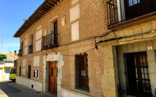 Casón de los Calderones de Mayorga - Destino Castilla y León