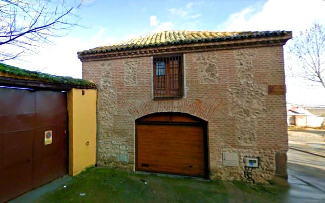 Casona castellana, que creemos fueron las antiguas carnicerías de Olmedo - Destino Castilla y León