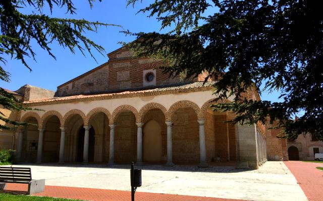 Iglesia de Santa María - Destino Castilla y León