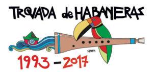 Cartel del festival del 2017 de Habaneras de Mayorga - Destino Castilla y León