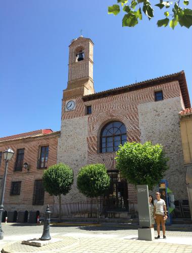 Antigua Chancillería de Olmedo - Destino Castilla y León