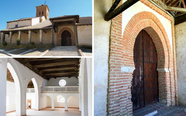 Iglesia de Santa Marina - Destino Castilla y León