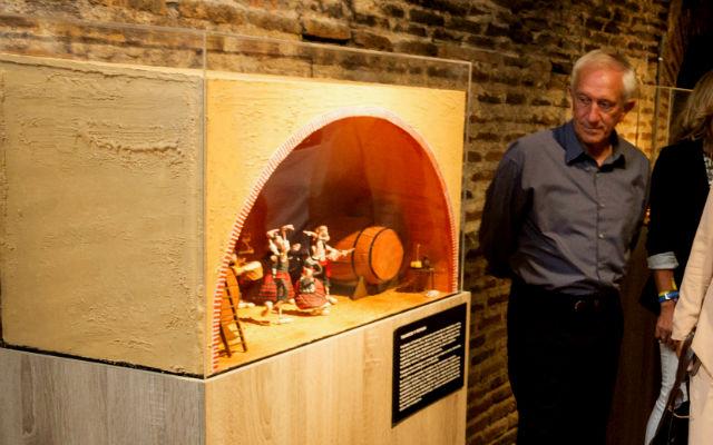 Bodega de Plastilina, una bodega centenaria restaurada para ser un museo - Imagen de Dipt. de Valladolid