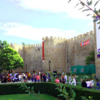 Ávila Medieval 2017