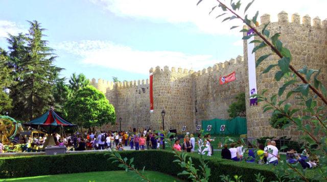 Mercado medieval Ávila Medieval 2017 - Destino Castilla y León