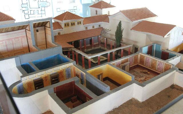 Conoce las villas romanas de castilla y le n destino for Villas romanas