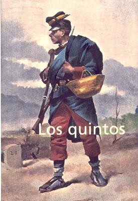 tradición de los quintos en Castilla y León