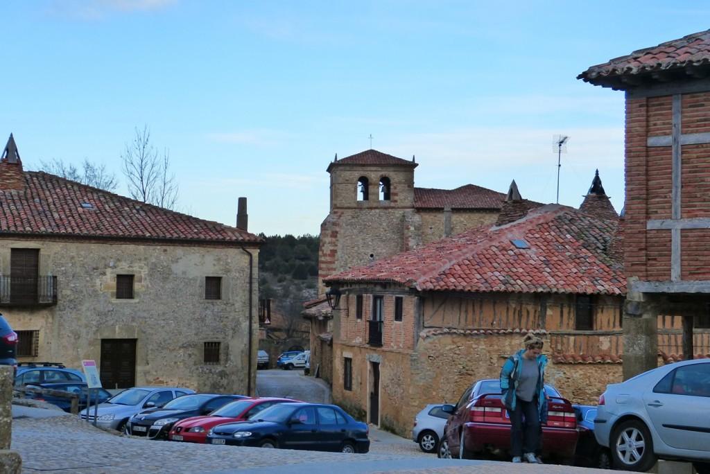 Plaza mayor de Calatañazor