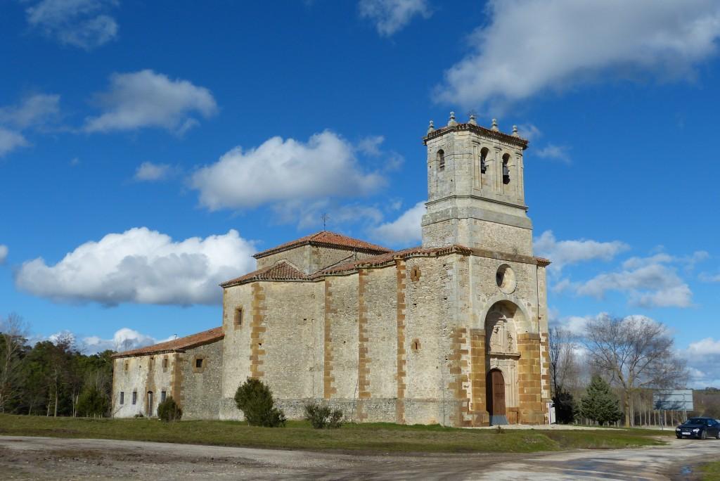Hermita de La Blanca, en la provincia de Soria