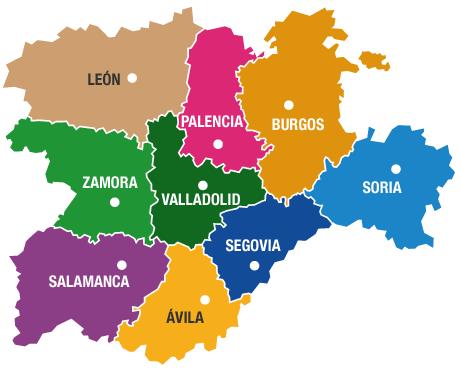 Por provincias las alternativas de inter s en castilla y le n for Comedores castilla y leon