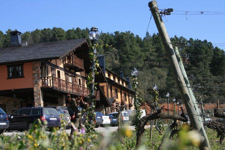 Palacio de Canedo, Casa de Prada a Tope