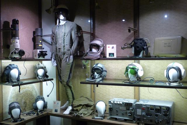 Museo de Radiocomunicación y Trinchera de la I Guerra Mundial