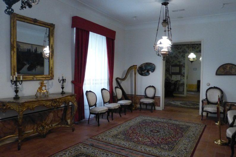 Salon de la casa de José Zorrilla