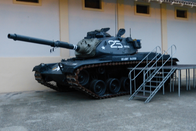 CARRO DE COMBATE M-60 Patton ATTS