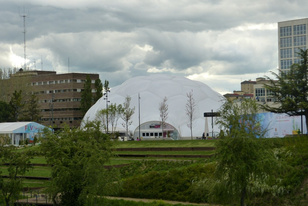 Cúpula del Milenio de Valladolid