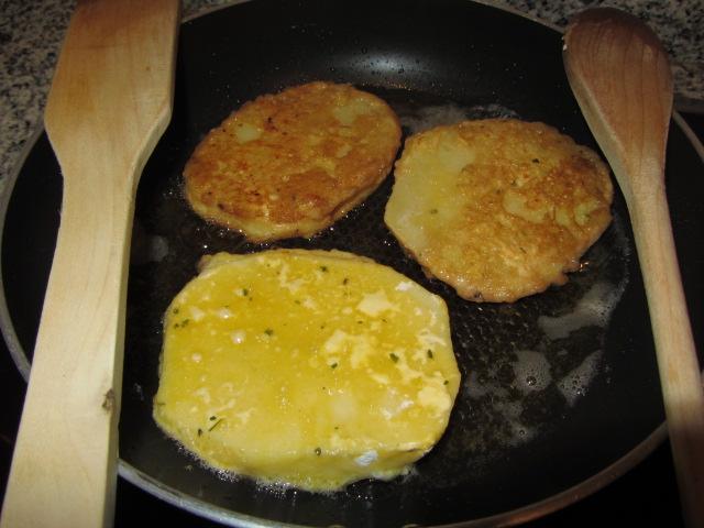 Receta de Patatas a la importancia de la Cocina de Tryna para DestinoCyL - Paso 4