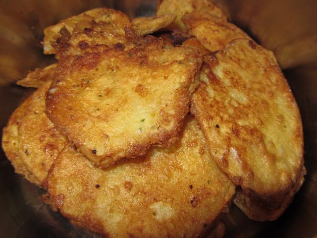 Receta de Patatas a la importancia de la Cocina de Tryna para DestinoCyL - Paso 5
