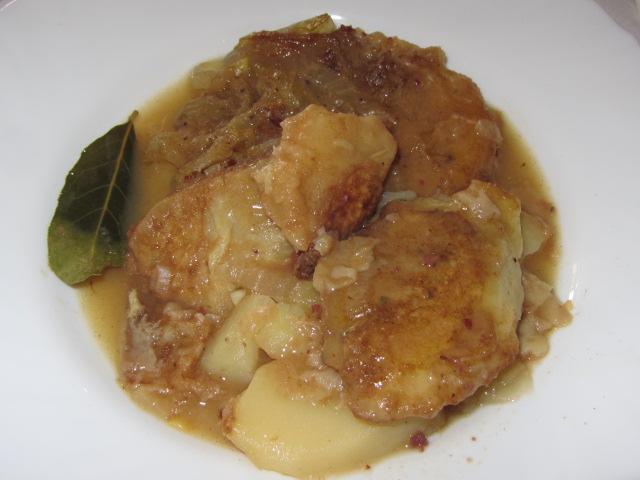 Receta de Patatas a la importancia de la Cocina de Tryna para DestinoCyL - Paso 7