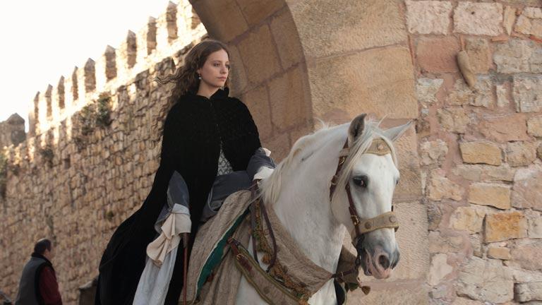 Ruta de isabel de Castilla