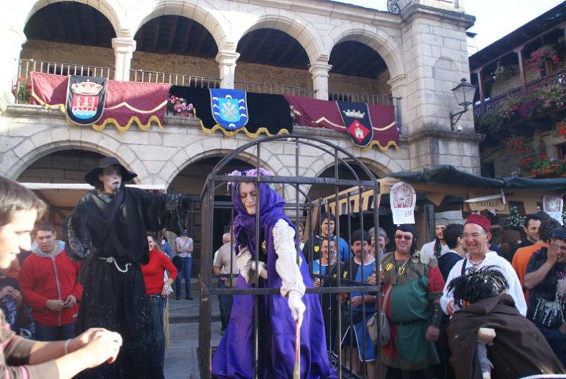 mercados medievales en Castilla y León