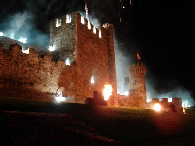 noche templaria Ponferrada