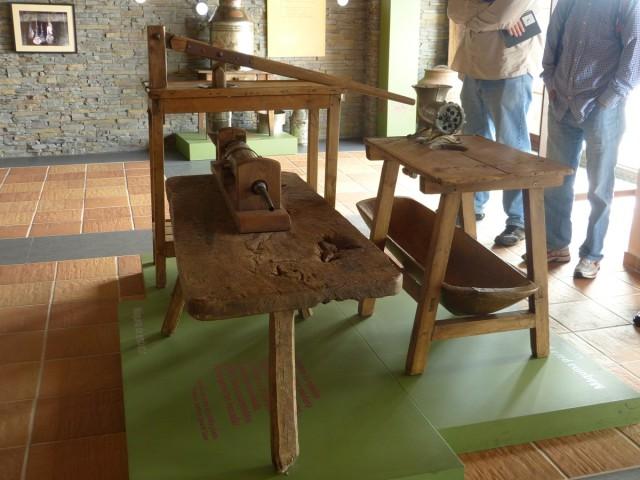 Museo del Ibérico en Mogarraz, Salamanca