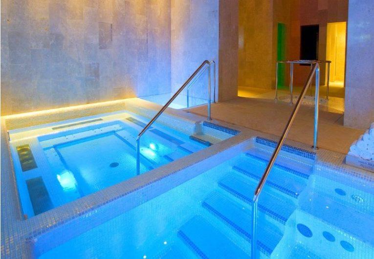 Spa del Hotel Balneario de Bodegas Arzuaga