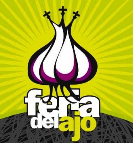 Cartel Feria del Ajo en Zamora