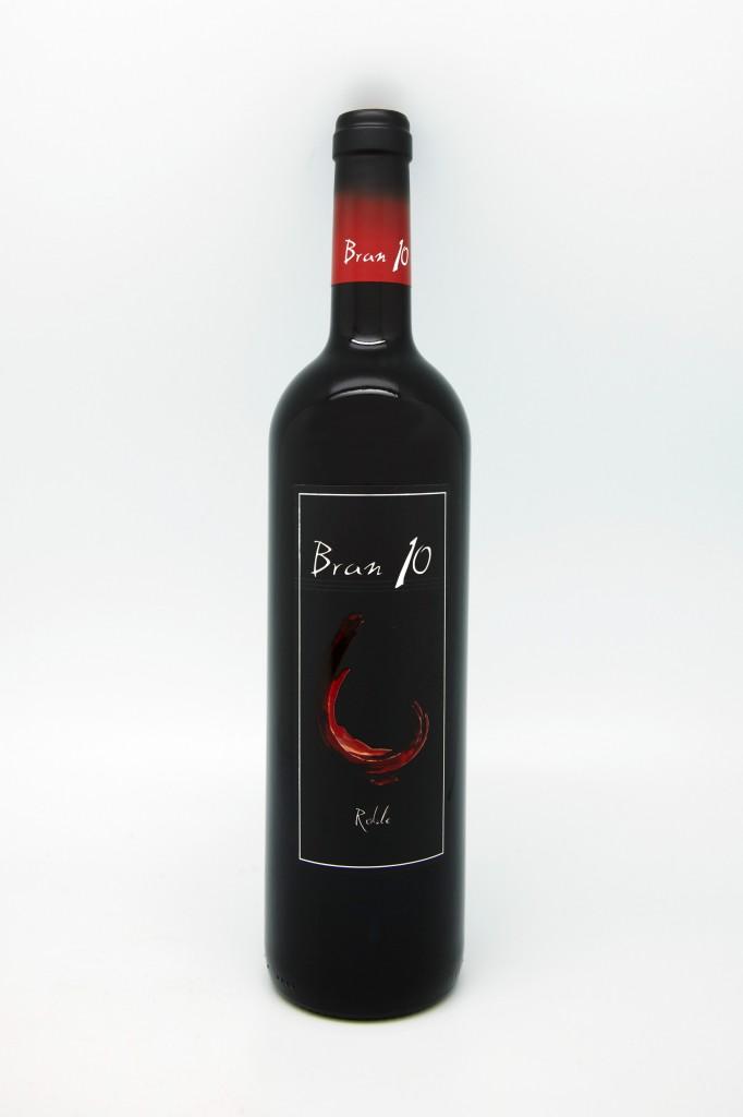 Botella Bran 10
