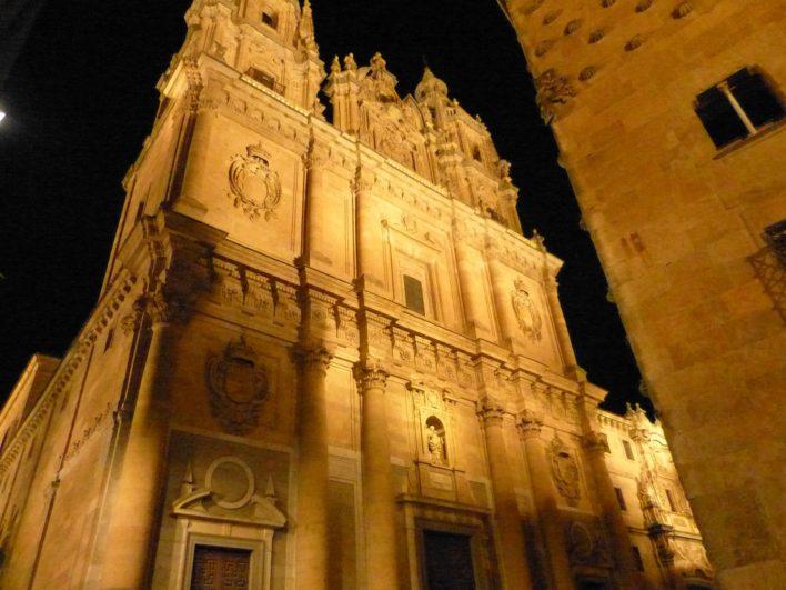 Salamanca nocturna
