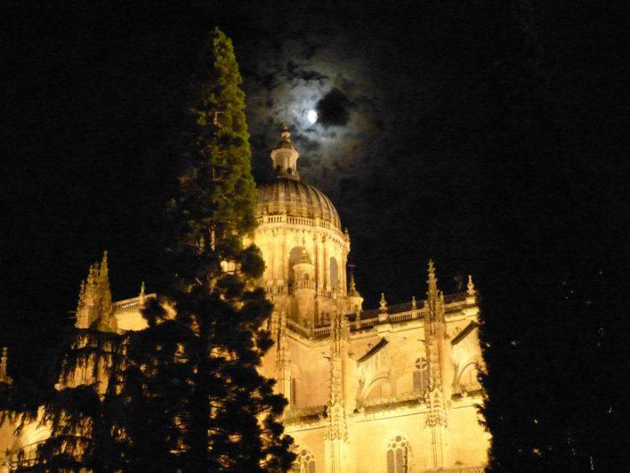 Cimborrio de la Catedral nueva de Salamanca 1