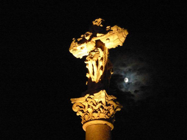 Cristo de Salamanca de noche 2