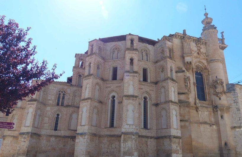 Iglesia convento de peñafiel