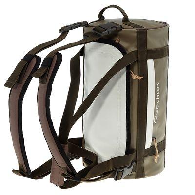 mochila de viaje Quechua, promoción Destino Castilla y León
