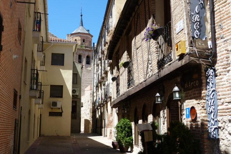 Calle de Arévalo