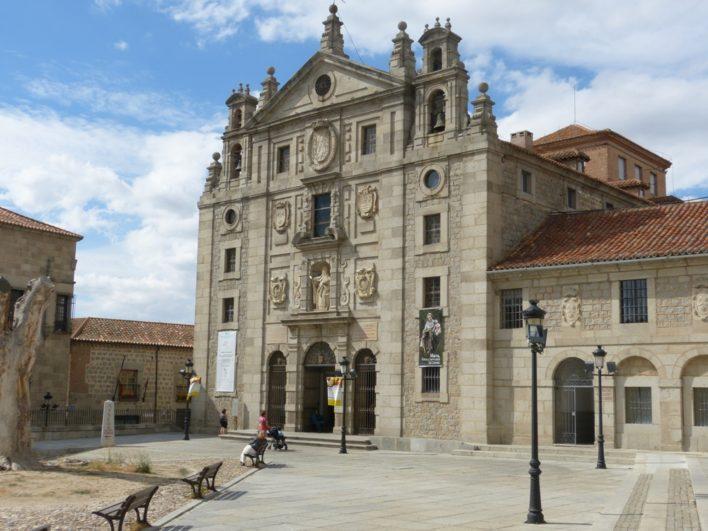 Iglesia de Santa Teresa en Ávila