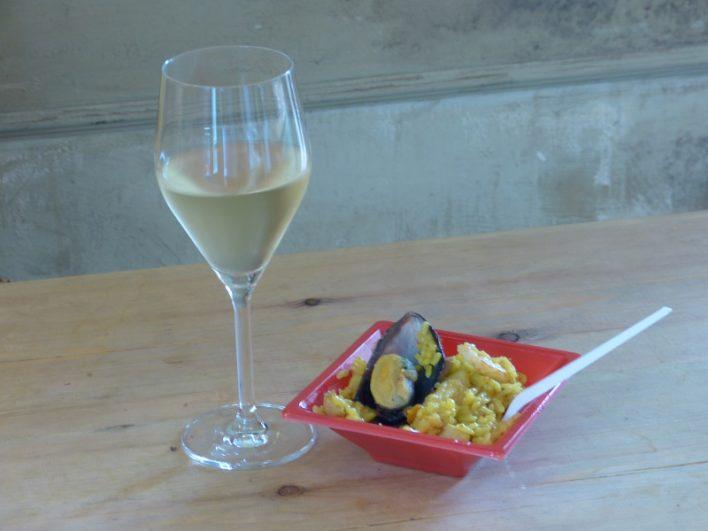 Maridaje propuesto con vino dulce 'Menade' 100% Suavignon