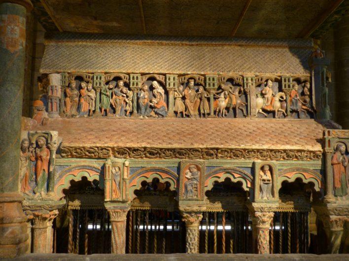 Visita Guiada por Ávila Cenotafio de la Basílica de San Vicente en Ávila