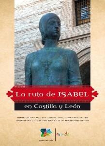 Portada de la ruta de Isabel en Castilla y León