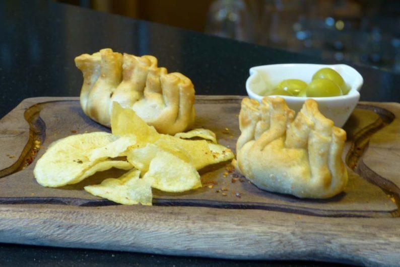 Ruta de tapas por Ávila- Tapa de empanadillas de carne