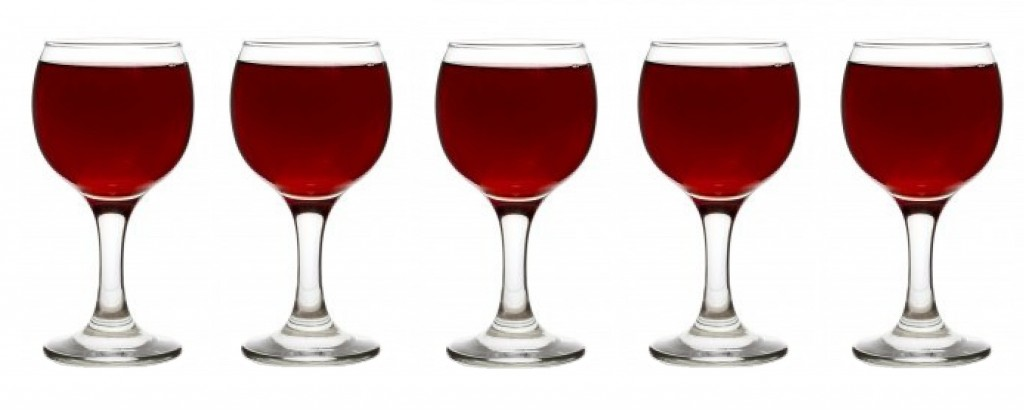 Valoración de 5 sobre 5 para este vino